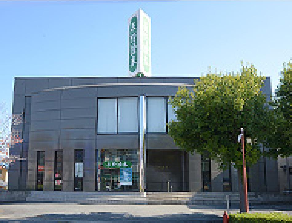 吉田支店 外観